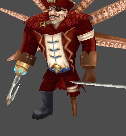 Pirate Guardian