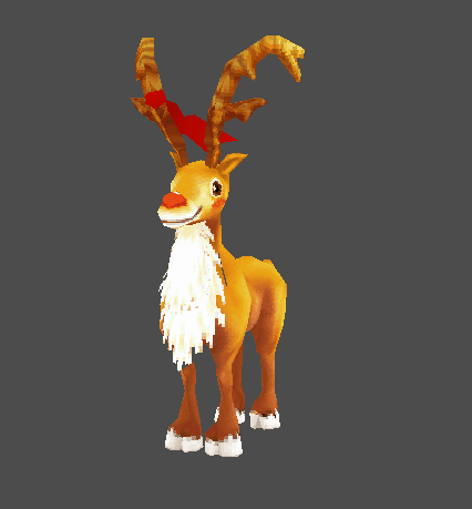 Chirstmas Reindeer