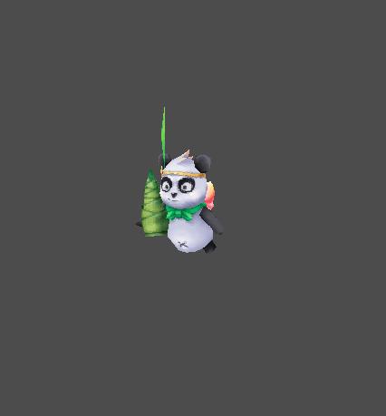 Flying Panda NPC