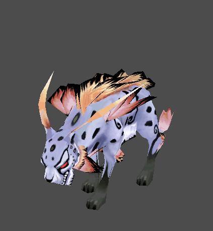 Evil Snow Leopard