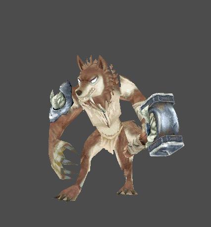 Werewolf Minion