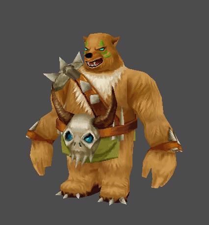 Violent Hell Bear