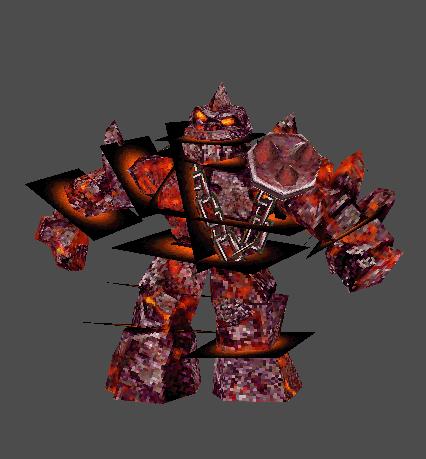 Crimson Beast