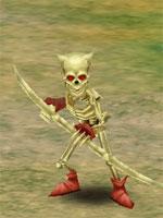 Archer's Skeleton