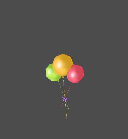 Drop Balloon