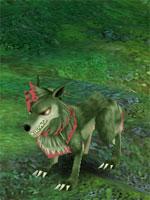 Grassland Wolf