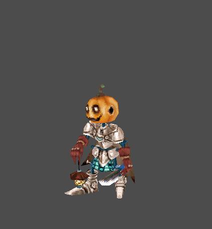 Cursed Death Warrior