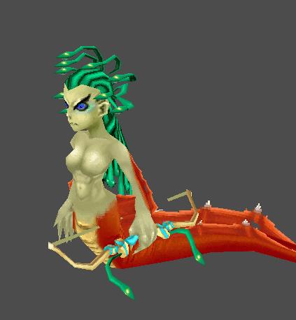 Snake Queen