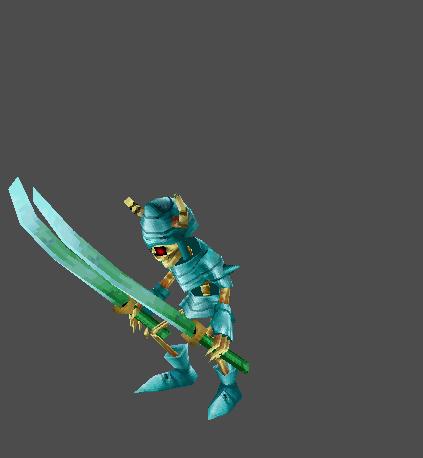 Elite Skeletal Warrior