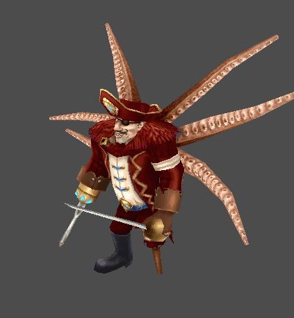 Pirate God