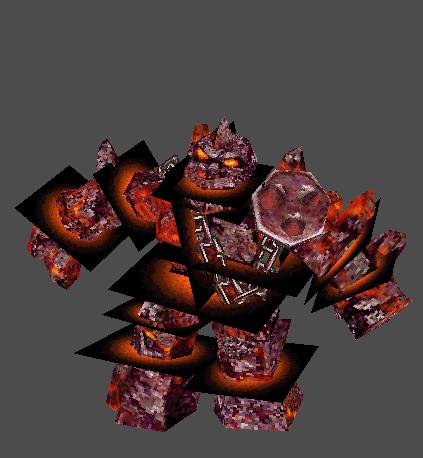 Fury Crimson Beast