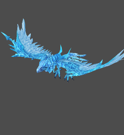 Holy Ice Phoenix