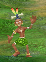 Tribal Villager