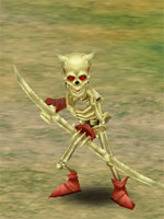 Skeletal Archer