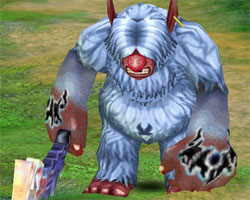 Atrocious Yeti King