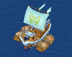 Defense low level boat 1