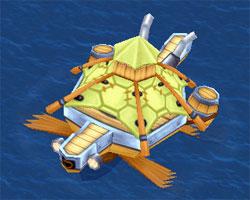 Defense Boat 2