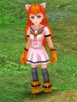 Thundoria Navy Girl