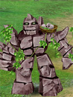 Sturdy Rock Golem