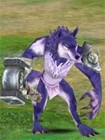 Elite Werewolf Warrior