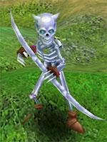 Deadly Skeletal Archer