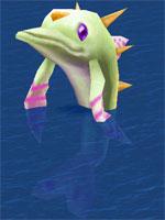 Topaz Dolphin