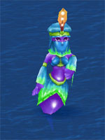 Evil Water Dancer
