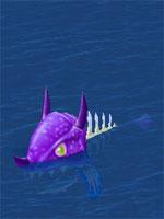 Feral Fish Bone