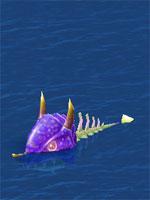 Feral Skeleton Fish