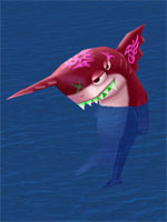 Spearhead Shark