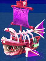 Sakura 13 Pirate Flagship