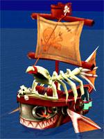 Beardy Pirate Flagship
