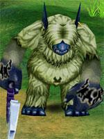 Jungle Monster