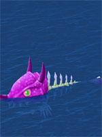 Fish Bone Persuer