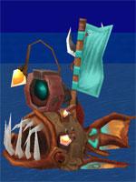 Globbler Pirate Ship
