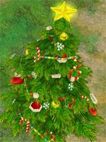 Christmas Tree Npc