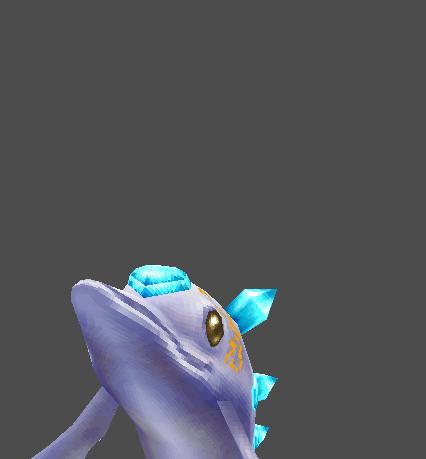 Crystalline Dolphin