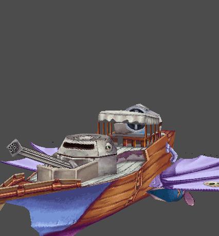 Deathsoul Gunboat