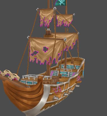 Spirit Ship