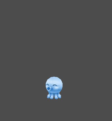 Little Squidy Captain
