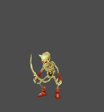 Fearsome Skeletal Archer