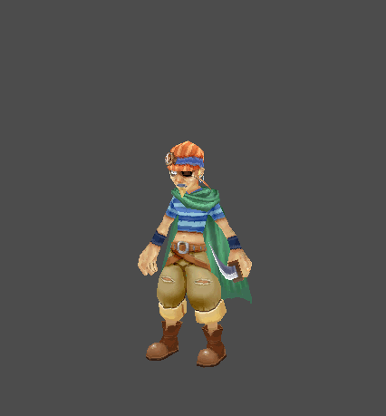 Sand Pirate