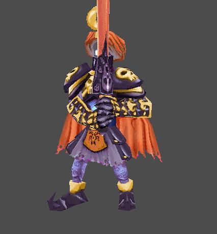 Warrior Phantom