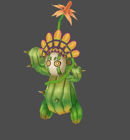 Devious Cactus