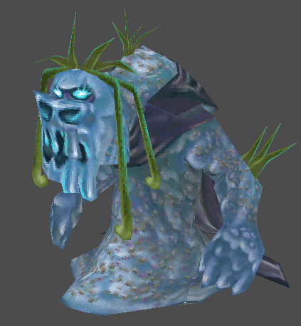 Abyss Mudmonster - Karu