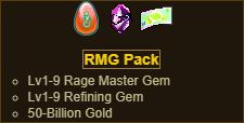 RMG Pack