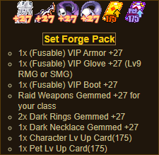 Set Forged Pack