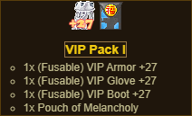 VIP Pack I